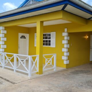 HOUSE FOR RENT – MALABAR, ARIMA