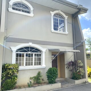3 Bedroom, 2 and 1/2 bathroom Unfurnished townhouse for rent