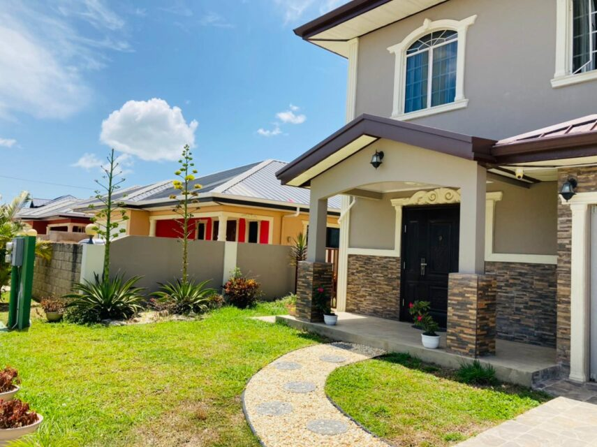 Couva Olive Grove 2 Storey House for Sale