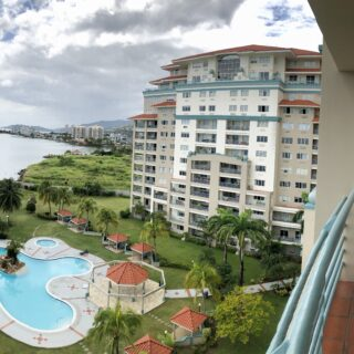 BAYSIDE TOWERS 3 BEDROOM APARTMENT FOR RENT WITH APPLIANCES ONLY!