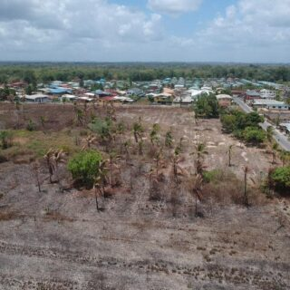 LAND FOR  SALE: Jokhan Road off O'Meara RD. Arima  Size: 5 Acres