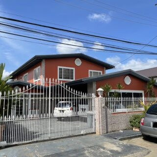 For Sale: House, Charlieville, Cunupia $3.3M