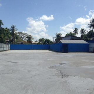 Commercial Space For Rent: Battoo Avenue, Marabella