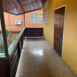 Spacious 2 Bedroom Apartment in Petit Valley For Rent