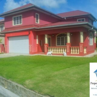 HOUSE AND LAND FOR SALE CARAPICHAIMA