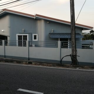 EXECUTIVE 4Br HOME FOR RENT FULLY FURNISHED & EQUIPPED IN SAN FERNANDO