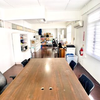 Upstairs Woodbrook Office Space with parking