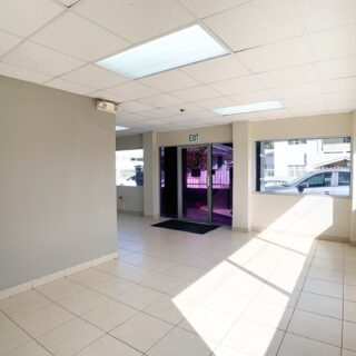 GROUND FLOOR COMMERCIAL SPACE- ST JAMES