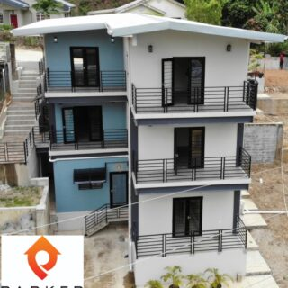 Newly Constructed 3 Bedroom 2 Bathroom Apartment For Rent in Maracas Valley,  St Joseph