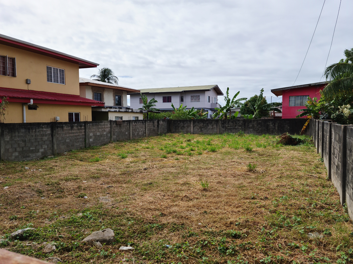 Land for Sale/Rent in San Juan