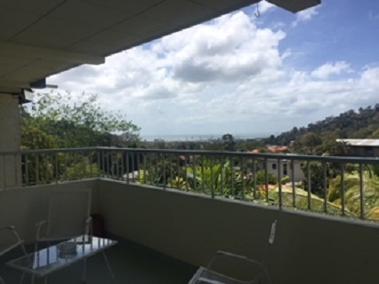 Furnished apartment for rent in St. Ann's