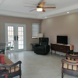 Furnished apartment for rent Petit Valley