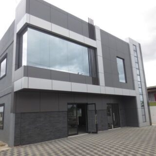 FOR RENT –Milton Road, Balmain, Couva – 2 Story commercial building with on site parking