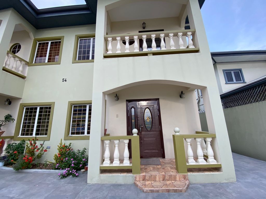 For Rent: Woodbrook, Unfurnished 2 Bedroom 2 Bath Townhouse