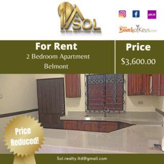 Two Bedroom Apartment – Belmont