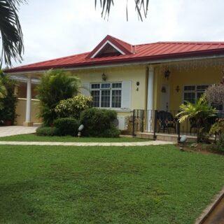 HOUSE FOR RENT IN TRINCITY – MILLENNIUM PARK 3BR 2BATH $10,000