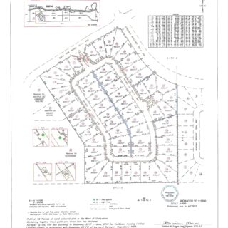 Land Sale Residential 5,583 S.F. With All Approvals