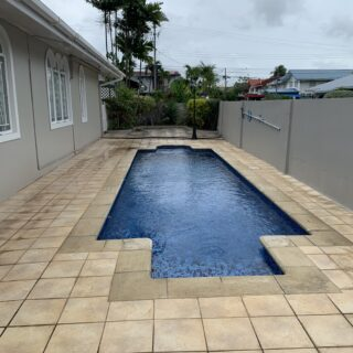 BUCANEER DRIVE WESTMOORINGS HOUSE FOR RENT: USD3500 or TTD EQUIVALENT