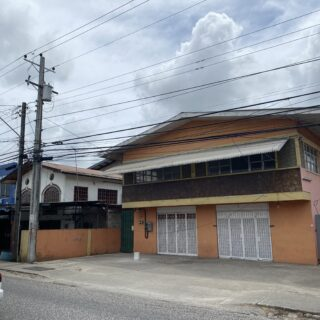 For Sale Commerical Property Chaguanas