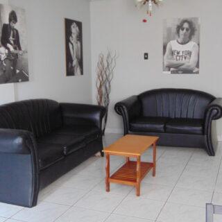 SAVANNAH VILLAS, ARANGUEZ FULLY FURNISHED 2 BEDROOM, 1 BATH APARTMENT