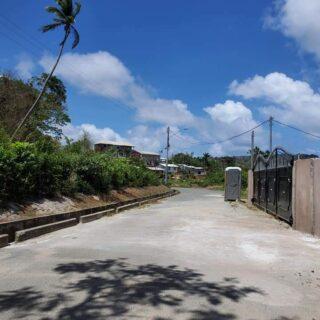 Scarborough, Tobago LOTS AVAILABLE $125.00 per Sq Ft