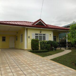 FULLY FURNISHED 3 BDRM HOUSE, GATED MILLENNIUM PARK, FOR RENT