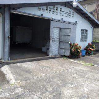 Factory Shell For Rent: Diamond Vale Industrial Estate, Diego Martin