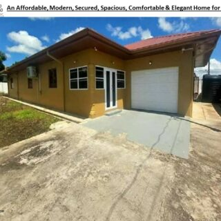 Affordable, Modern, Fully Secured and Comfortable Home for the Family