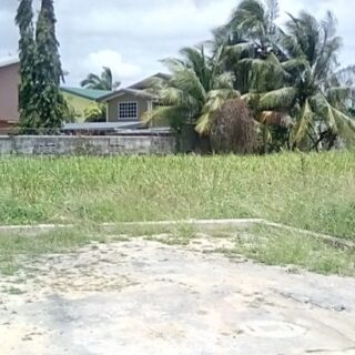 FOR SALE – Aspen Gardens, Chaguanas – Level freehold land in gated development
