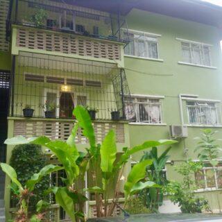 Apartment for rent – 1st Floor, Woodlands Terrace, Maraval