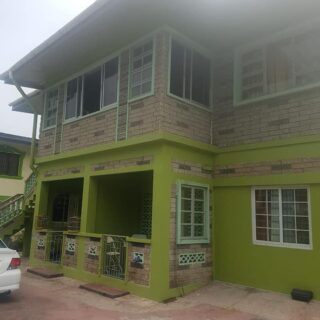 For Rent: Point Fortin 2 Bedroom Unfurnished Downstairs Apartment
