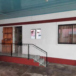 For Rent: Aranguez 3 Bedroom 1 Bath Fully Furnished stand-alone House