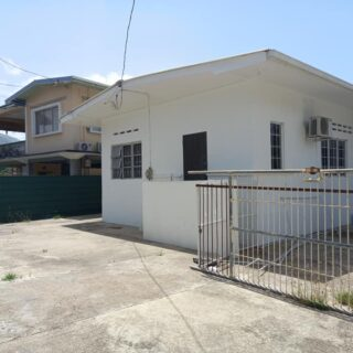 For Rent: Curepe Southern Main Road 4 Bedroom 3 Bath Unfurnished House