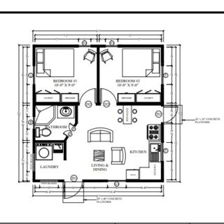 2-Bedroom Starter homes – Ready to be built $381,700