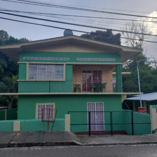 Residential/Commercial sale Sangre Grande