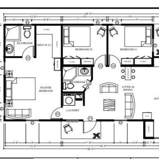 Affordable 3 Bed 2 bath Starter Home TT$ 687,800