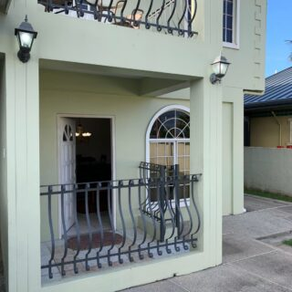 For Rent: Gulf View Drive, San Fernando 2 Bedroom Furnished Apartment