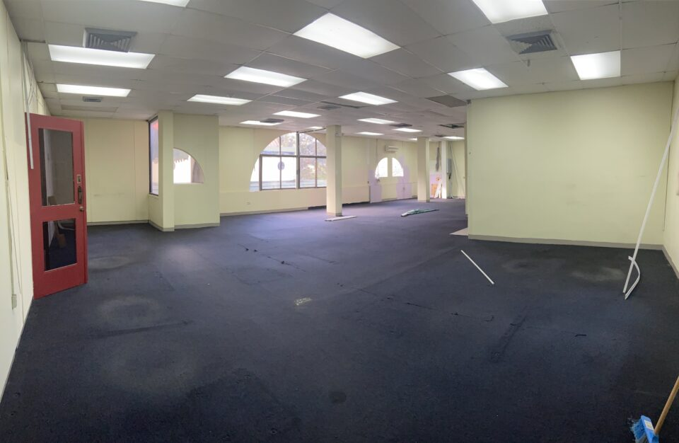Victoria Ave Office space