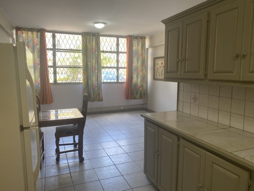 PICTON COURT, WOODFORD STREET – APARTMENT FOR RENT!