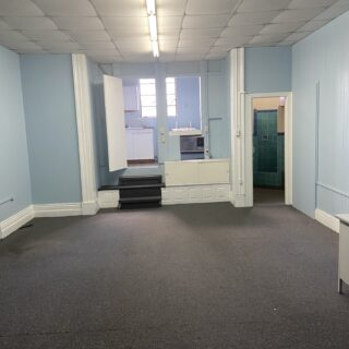 Bretton Hall – office space