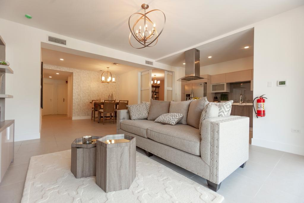Brendans Place – Professionally decorated