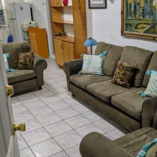 Barataria, One Bedroom Apartment for Rent TT$3,200.00