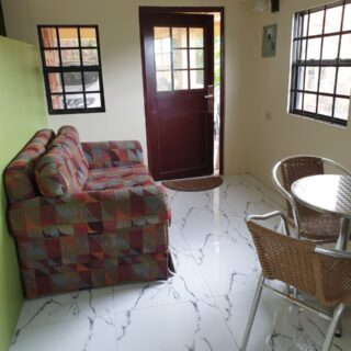 Newly built -1 bedroom FF apartment in Diego Martin -$3,800