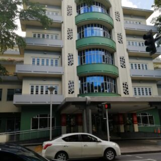 PRIME OFFICE SPACE FOR RENT-QUEEN PARK PLAZA TT$108,331 per Mth