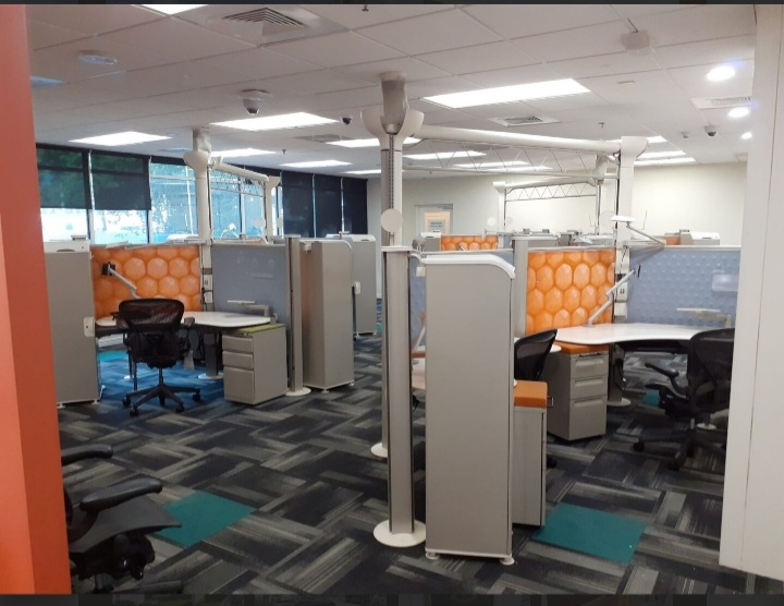 PRIME OFFICE SPACE FOR RENT-GROUND FLOOR ALBION PLAZA