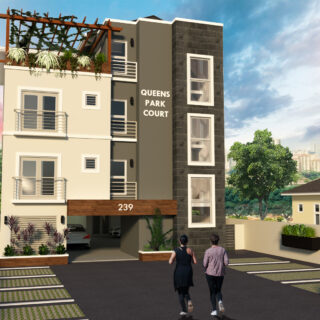 Queens Park Court Apartment