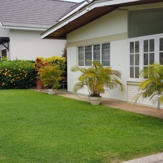 Well maintained, mature, single storey, 3 bedrooms, 3 baths home for sale.