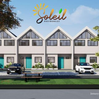 Townhouse for Sale – Soleil Residences – D'Abadie