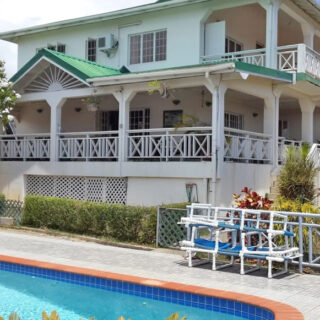 Charming Signal Hill Tobago Home For Sale