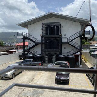 Apartment Building, Lyndon Street, Curepe – FOR SALE